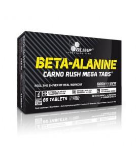 Olimp Beta-Alanine Carno Rush Mega Tabs 80tab