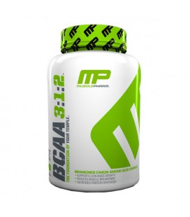 Musclepharm BCAA 3:1:2 240kaps.