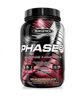 Muscletech Phase8 907g - rich flavour