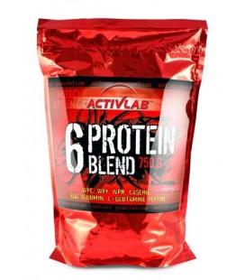 Activlab 6 Protein Blend 750g