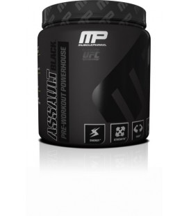 Musclepharm Assault Black 351g
