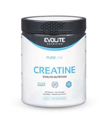 Evolite Creatine 500g Pure
