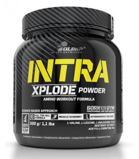 Olimp Intra Xplode Powder 500g grapefruit