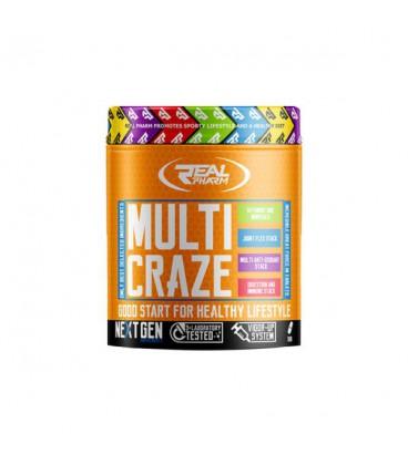 Real Pharm Multi Craze 270tabl
