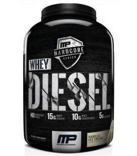Musclepharm Whey Diesel Hardcore 4lbs