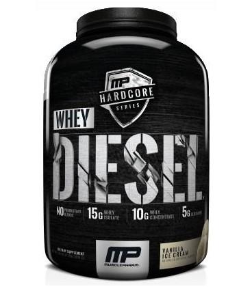 Musclepharm Whey Diesel Hardcore 4lbs