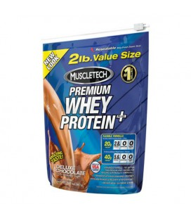 Muscletech 100% Whey Protein Plus 908g