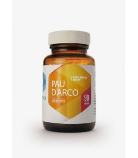 Hepatica Pau D'Arco Ekstrakt 90kaps.