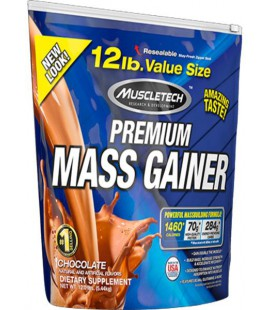 Muscletech 100% Premium Mass Gainer 5,45kg