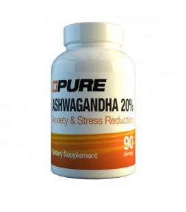 Pure Ashwagandha 20% 90caps