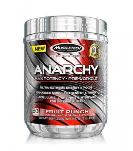 Muscletech Anarchy Next Gen 30 serv