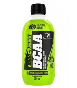 Sport Definition BCAA 5500 Drink 250ml - grapefruit