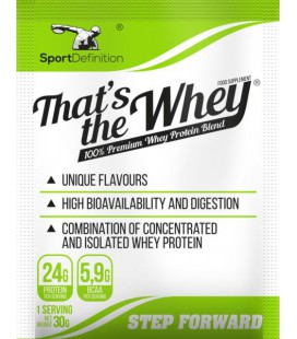 Sport Definition That's The Whey 30g