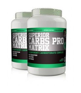 Superior Carbs Pro Matrix 2000g