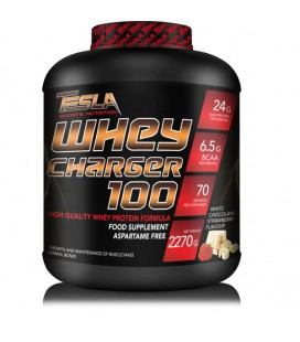 Tesla Whey Charger 100 2270g