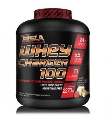 Tesla Whey Charger 100 2270g