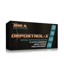 Tesla DepoStrol-X 90caps box