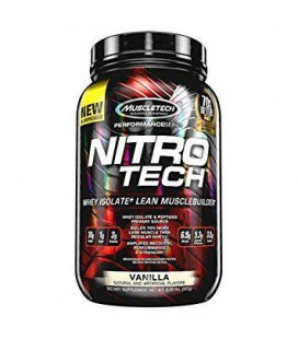 Muscletech NITRO-TECH Performance 2lbs