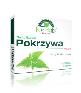 Olimp Nettle Extract Pokrzywa 250mg 30caps