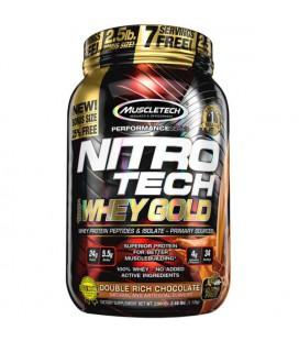 Muscletech Nitro-Tech 100% Whey Gold 1,35kg