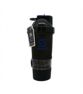 ShakeSphere V2 700ml - black/blue