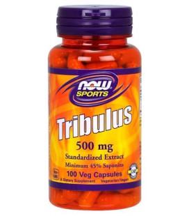 NOW FOODS TRIBULUS 500mg 45% 100 CAPS