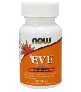 NOW FOODS EVE WOMAN'S MULTI VIT 90 TABS