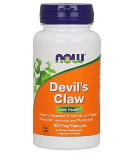NOW FOODS DEVIL'S CLAW ROOT 100 CAPS