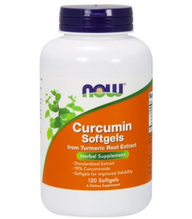 NOW FOODS CURCUMIN 450MG 120 SGELS