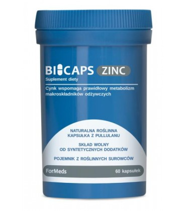 FORMEDS Biocaps Zinc 60kaps