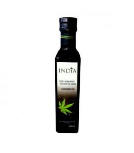 INDIA Olej konopny 250ml