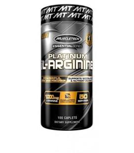 Muscletech Platinum 100% L-arginine 100kaps