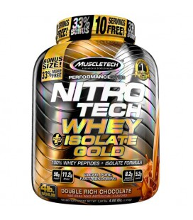 Muscletech Whey + Isolate Gold 1,8kg