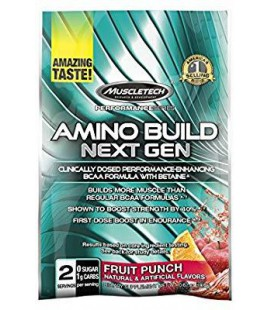 Muscletech AMINO BUILD™ Next Gen 2 serv 18.9g