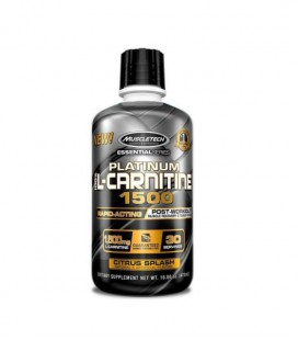 Muscletech Platinum 100% L-Carnitine 1500 473ml