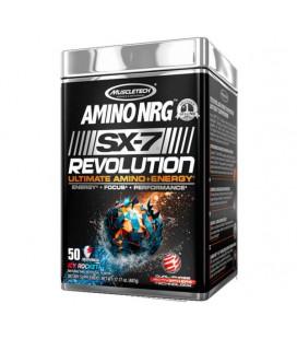 Muscletech AMINO NRG SX-7 REVOLUTION 50serv