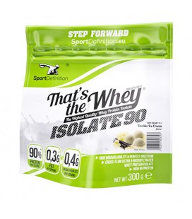 Sport Definition Thats the Whey ISOLATE 300g
