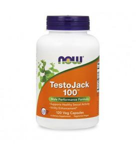 NOW FOODS TestoJack 100 120 vcaps.