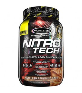 Muscletech NITRO-TECH Performance 900g