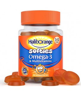 Haliborange Omega 3 Softies 30gummies