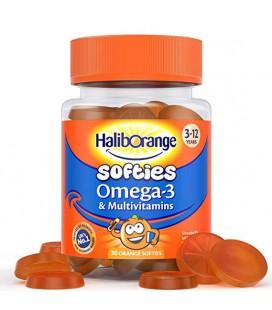 Haliborange Omega 3 Softies 30gummies