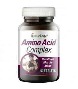Lifeplan Amino Acid Complex 50kaps