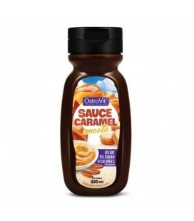 Ostrovit Sauce Caramel Zero 320ml