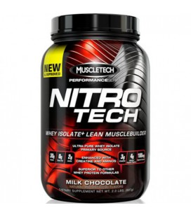 Muscletech NITRO-TECH Performance 1,8kg