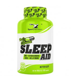 Sport Definition Sleep Aid 120kaps.