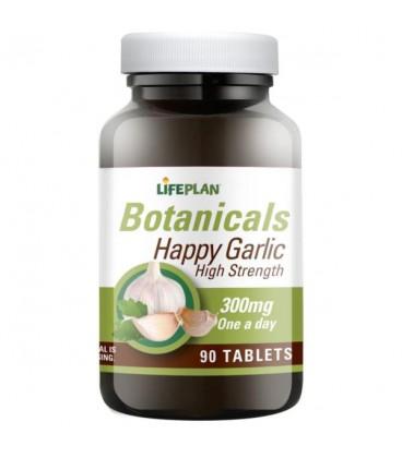 Lifeplan Happy Garlic 300mg 90tab