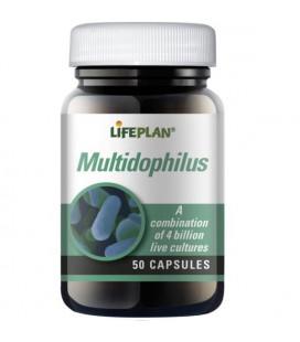 Lifeplan Multidophilus 50kaps