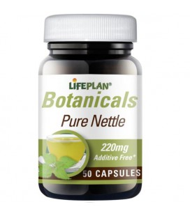 Lifeplan Pure Nettle 220mg 50kaps
