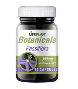Lifeplan Passiflora 300mg 50kaps