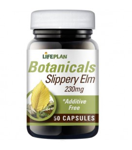Lifeplan Slippery Elm 230mg 50kaps